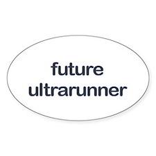 Future Ultrarun Blue Decal