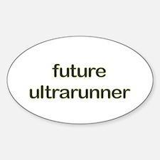 Future Ultrarun Green Decal