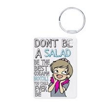 Pewdiepie Don't be a salad Keychains