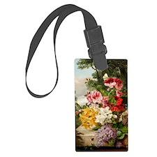 John Wainwright's painting, Flor Luggage Tag