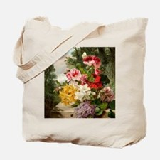 John Wainwright's painting, Floral Still  Tote Bag