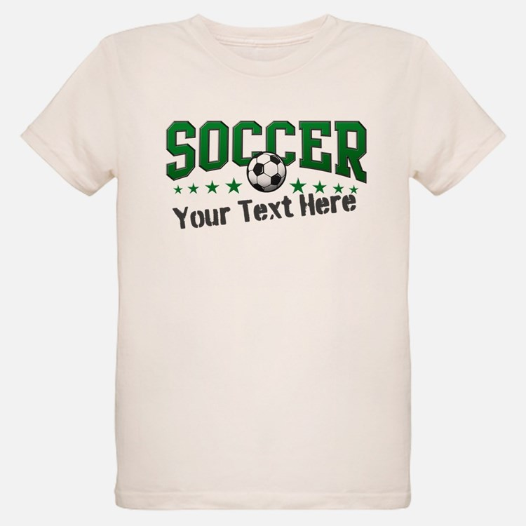 Soccer Personalized T-Shirt