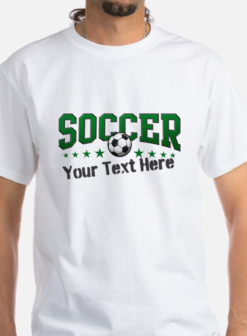 Soccer Personalized Shirt