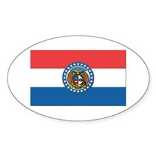Flag of Missouri Decal