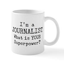 journalist Small Mug