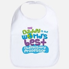 Chemistry Professor Gifts for Kids Baby Bib
