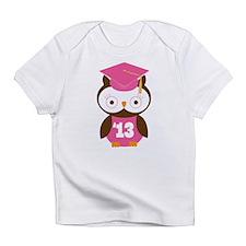 Graduating Class Of 2013 Owl Infant T-Shirt