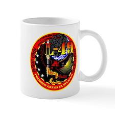 NROL 49 Launch Mug