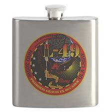NROL 49 Launch Flask