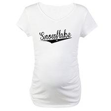 Snowflake, Retro, Shirt