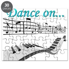 DanceOn Puzzle