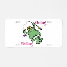 Personalize Letter Aluminum License Plate