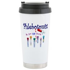 Cute Phlebotomist Travel Mug