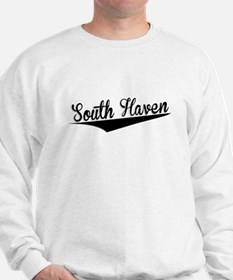 South Haven, Retro, Sweatshirt
