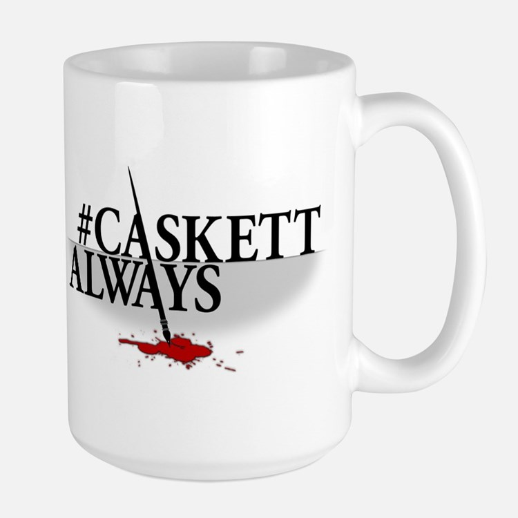 #CASKETTALWAYS Mug