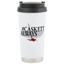 #CASKETTALWAYS Travel Mug