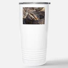 Water Moccasin Stainless Steel Travel Mug