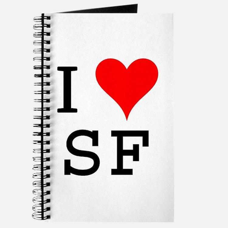 I Love SF Journal