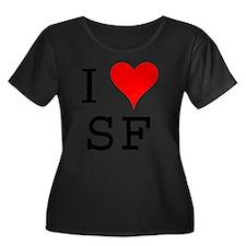 I Love SF T
