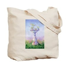 SEAGULLS  by SHARON SHARPE tote bag