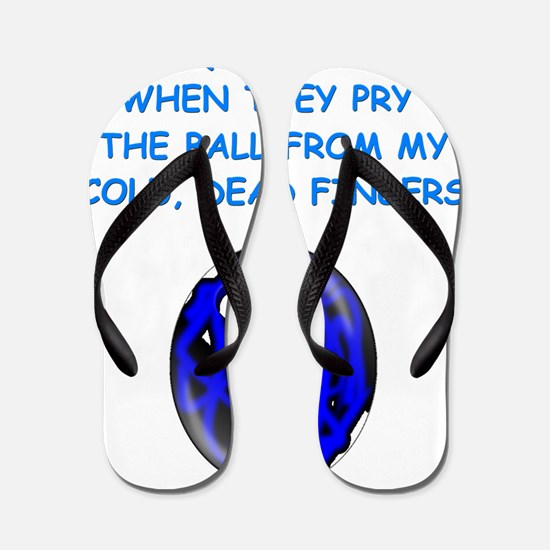 BOWLING2 Flip Flops