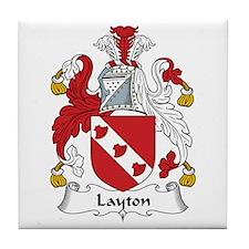 Layton II Tile Coaster