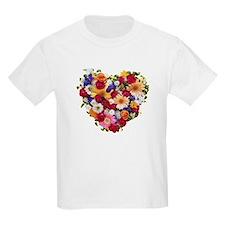 Heart Bouquet T-Shirt