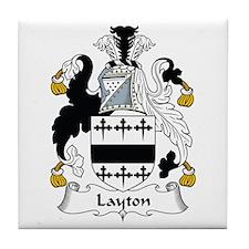 Layton I Tile Coaster