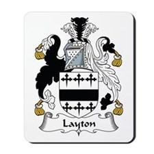 Layton I Mousepad