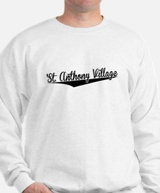 St. Anthony Village, Retro, Sweatshirt