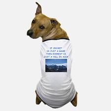 CRICKET7 Dog T-Shirt