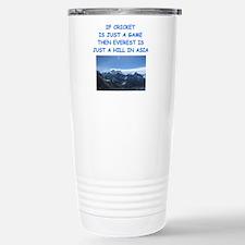CRICKET7 Travel Mug