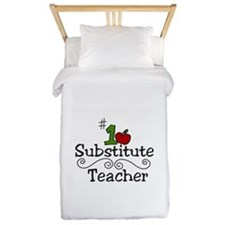 Substitute Teacher Twin Duvet