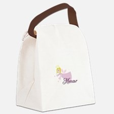 Memaw Angel Canvas Lunch Bag