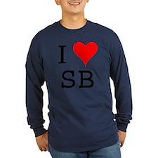 I Love SB T