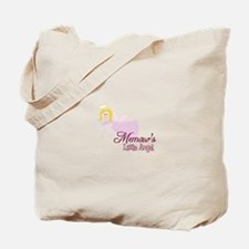 Memaws Little Angel Tote Bag