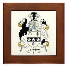 Lawton Framed Tile
