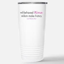 Cool Feminism Travel Mug