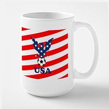 Usa Soccer MugMugs