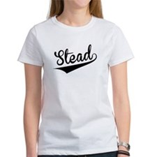 Stead, Retro, T-Shirt