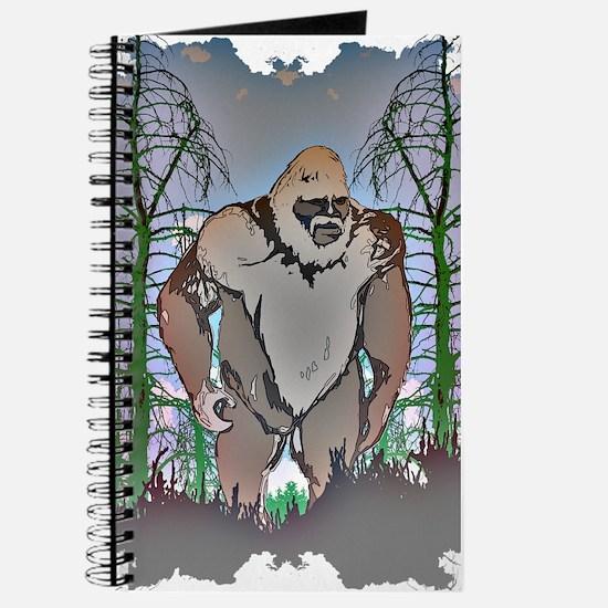 Bigfoot in timber Journal