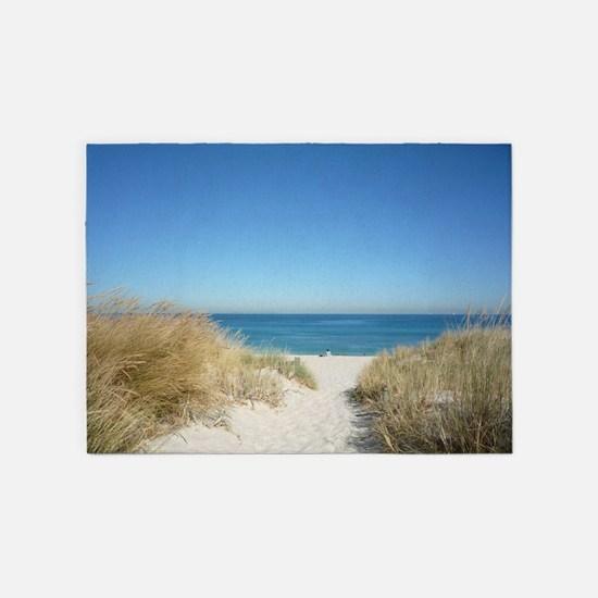 fremantle-beach-242963 5'x7'Area Rug