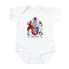 Norwich Infant Bodysuit