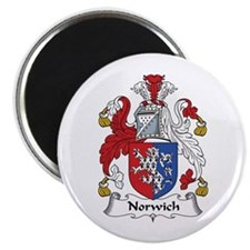 """Norwich 2.25"""" Magnet (10 pack)"""