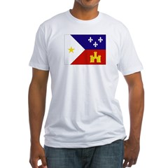 Acadian Flag Shirt