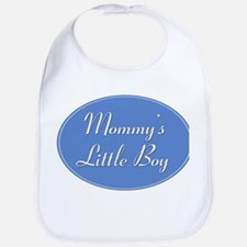 Mommy's Little Boy Bib