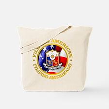 Filipino-American Tote Bag
