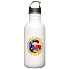 Filipino-American Water Bottle
