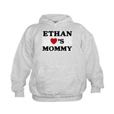 Ethan loves mommy Hoodie