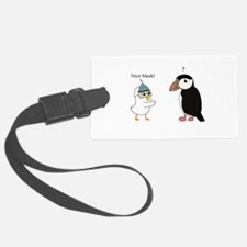 What Mask? Luggage Tag
